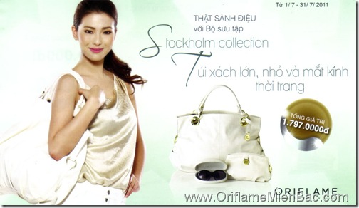 Oriflame Stockholm Collection - 1