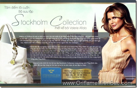 Oriflame Stockholm Collection - 4