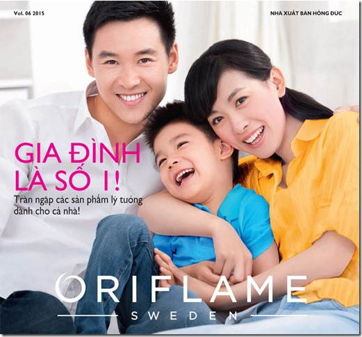 Catalogue Mỹ Phẩm Oriflame